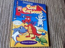 DRAWING BOOK  CARTOONS , SIGNED RARE COPY, BEST SELLER, BARGAIN  GREAT INFO