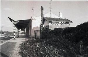 35mm negative+© negativo Portugal CP Ferragudo-Parchal 1981 train trem original
