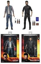 "NECA PREACHER JESSE CUSTER & CASSIDY 7"" ACTION FIGURE SET OF 2 - AMC TV SERIES 1"