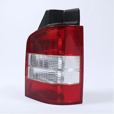 VW Transporter T5 Van 2003-4//2010 Tailgate Rear Lights Lamps 1 Pair O//S /& N//S