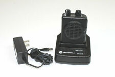 Motorola Minitor V 5 Vhf Low Band Pager 45 48995 Mhz 1 Ch Non Stored Voice