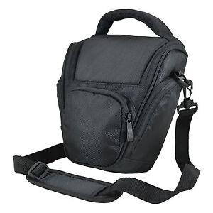 Camera-Shoulder-Bag-Case-For-Nikon-D5500-D5300-D5200-D5100-D3400-Black