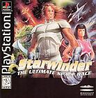 Starwinder: The Ultimate Space Race (Sony PlayStation 1, 1996)