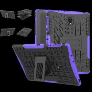 Pour-Huawei-Mediapad-T5-10-1-Pouces-Hybride-Exterieur-COQUE-Violet