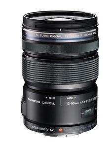 Olympus-M-ZUIKO-ED-12-50mm-f-3-5-6-3-EZ-Lens-Black-White-Box