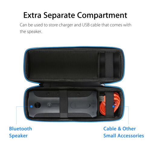 BT Speaker Case Cover Travel Carrying Bag Sleeve Protector for JBL Flip 4