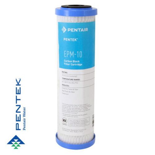 Pentek EPM-10 10 Micron Carbon-Briquette Cartridge
