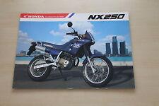 167946) Honda NX 250 Prospekt 198?