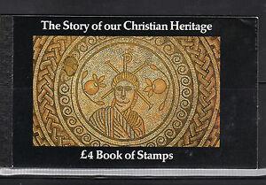 GB 1984 MH 70 booklet Christian Heritage ** Mi. 40,- - Papenburg, Deutschland - GB 1984 MH 70 booklet Christian Heritage ** Mi. 40,- - Papenburg, Deutschland