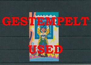 Germany-Federal-Frg-vintage-yearset-1993-Block-27-Postmarked-Used-More-Sh-Shop