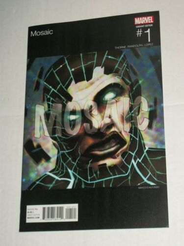Marvel Now MOSAIC #1 Hip Hop Variant NM