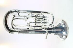 Besson Be165-2-0 Performance Quatre Valve Euphonium Modèle D'affichage-afficher Le Titre D'origine