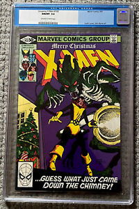 UNCANNY-X-MEN-143-CGC-9-8-OW-W-PAGES-1981-KITTY-PRYDE-Solo-Story-NM-MARVEL
