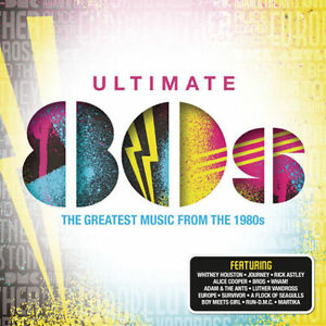 ULTIMATE-80s-VARIOUS-ARTISTS-4-CD-NEW