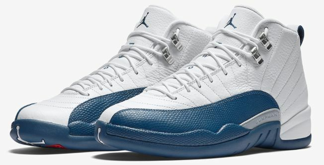 Nike Air Jordan Retro 12 XII 130690 113 francés azul francés 113 y GS 100% Auténtico 227ca9