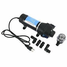 110v Ac Self Priming Water Pressure Diaphragm Pump 45gpm 40 Psi Caravanmarine