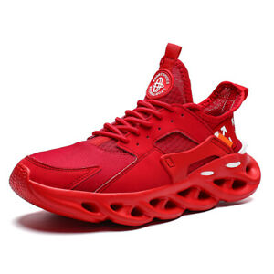 Mens-Athletic-Sneakers-Outdoor-Running-Shoes-ComfortableHiking-Casual-Shoes