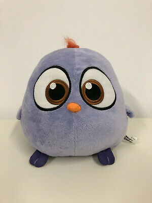 Details about  /PURPLE ANGRY BIRD MOVIE STUFFED PLUSH BABY HATCHLING TOY FACTORY GAME DOLL SMALL