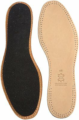 Leder Schuheinlagen Ledereinlagen Aktivkohle geruchsbindend Salamander Comfort
