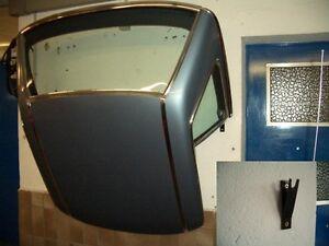 Mercedes-R-107-SL-MB-Hardtophalter-Wandhalter-280-350-Wandhalterung
