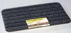 Multiscrape Doormat for RV / Camper / Trailer / Motorhome (Cinder)