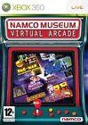 Namco Museum: Virtual Arcade (Microsoft Xbox 360, 2009) - European Version