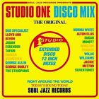 Studio One Disco Mix Various Artists Double LP Vinyl European Soul Jazz 2015 13