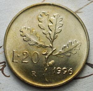 1996-Repubblica-Italiana-20-lire