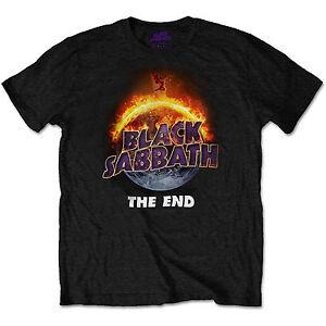 Black-Sabbath-The-End-Tour-Poster-OFFICIAL-Ozzy-Osbourne-Unisex-T-Shirt-F2