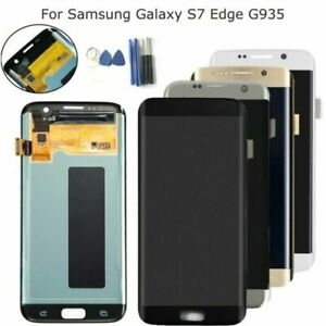 For-Samsung-Galaxy-S7-Edge-G935-S7-G930-LCD-Touch-Screen-Digitizer-Replacement