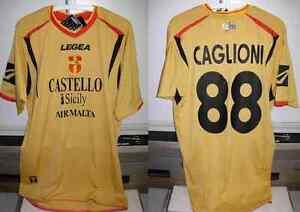 messina-shirt-maglia-caglioni-nr-88-taglia-XL-2006-07-legea-beige