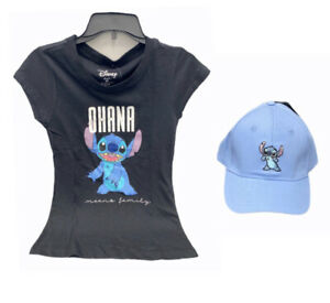 Lilo-And-Stitch-T-Shirt-And-Hat