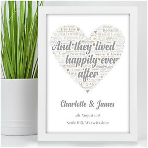 Personalised-Wedding-Present-for-Bride-amp-Groom-Happily-Ever-After-Wedding-Gifts
