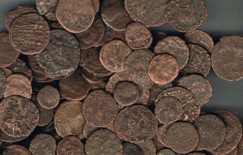 Constantine The Great 330AD Ancient Roman Empire SUPER PRICE Coin