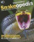 Discovery Channel Snakeopedia by Time Home Entertainment (Paperback, 2014)