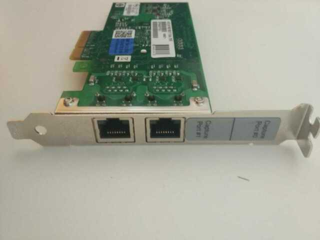 Intel Pro 1000 PT Dual Port Gigabit Network Adapter Expi9402pt 868971