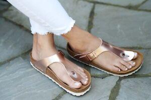 Birkenstock Sandals GIZEH Electric