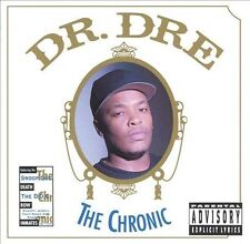 Dr. Dre The Chronic 1992 original version CD