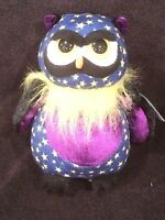 Ganz Webkinz Midnight Owl 8 Brand With Tags & Unused Code