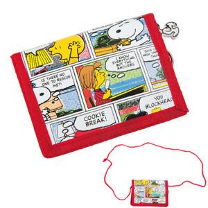Snoopy-Portemonnaie-small-foot-Geldboerse-Brustbeutel-Comic-Maedchen-Jungen