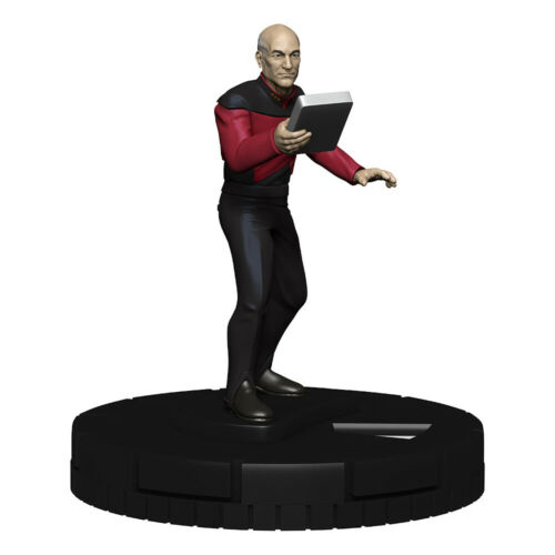 Star Trek HC Away Team The Next Generation 003 Captain Jean-Luc Picard