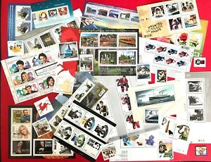 Canada-2014-Postage-Stamps-Complete-Year-Annual-Collection-Stamp-Free-Ship