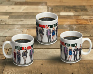 mug / tasse THE BIG BANG THEORY - série tv