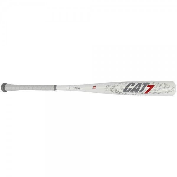 Marucci CAT7 BBCOR (-3) MCBC7 Adult Baseball Baseball Bat - 30/27