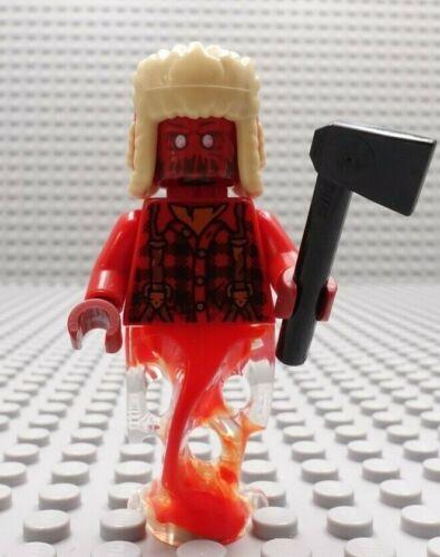 Lego® Minifigur Axel Chops hs032 NEU Geist Gespenst aus 70427