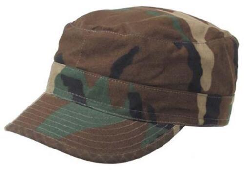 BDU Militaire à Army Cap Outdoor Bonnet rip stop woodland