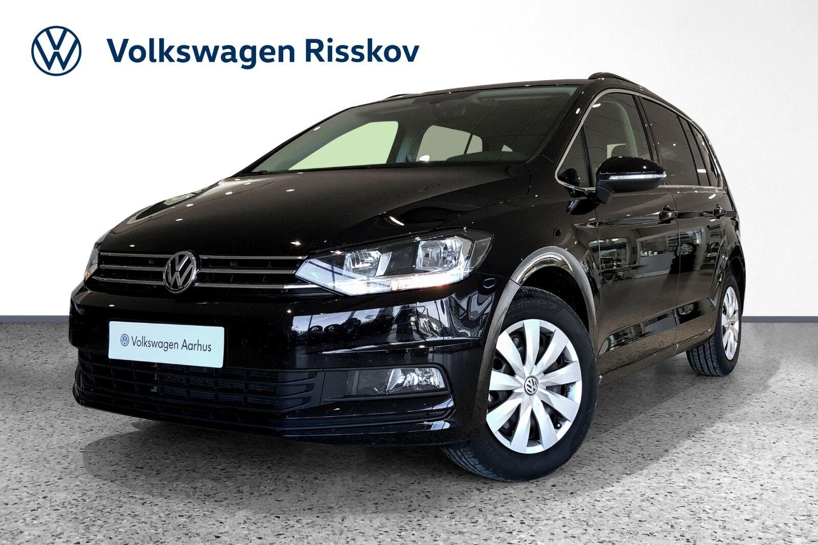 VW Touran 1,5 TSi 150 Comfort. Family DSG 7p 5d - 334.900 kr.