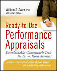 Ready-to-use Performance Appraisals: Downloadable, Customizable Tools for Better, Faster Reviews! by William S. Swan, Leslie E. Wilson (Paperback, 2006)
