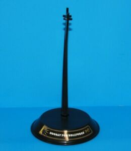Mattel-BARBIE-Hooray-for-Hollywood-2-Piece-Black-DOLL-STAND-for-11-5-034-Dolls