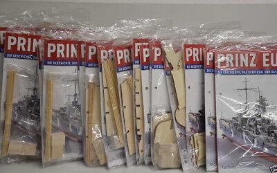 Modellbau-Sammelreihe SCHARNHORST* Nr 91 *OVP inkl Heft und Inhalt
